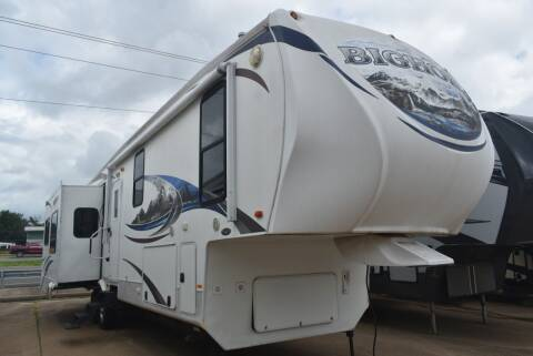 2013 Keystone Montana 3750FL for sale at Buy Here Pay Here RV in Burleson TX