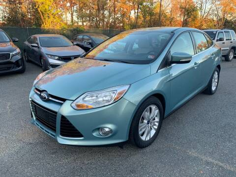 2012 Ford Focus for sale at Dream Auto Group in Dumfries VA