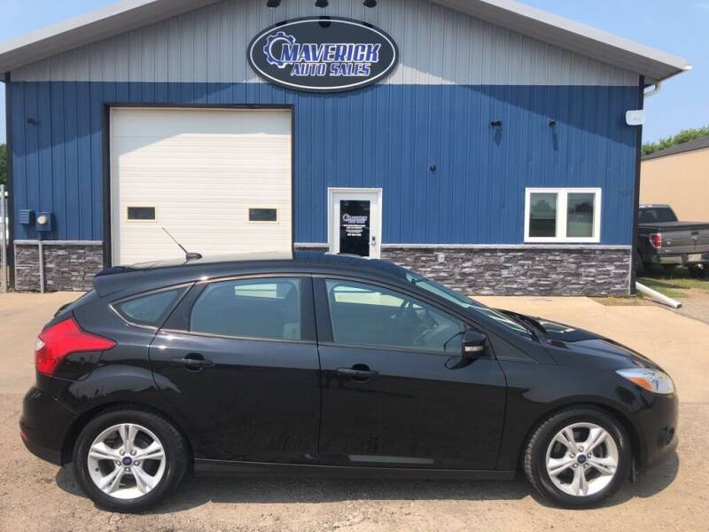 2014 Ford Focus for sale at Maverick Automotive in Arlington MN
