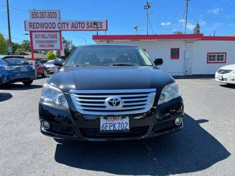 2008 Toyota Avalon for sale at Redwood City Auto Sales in Redwood City CA