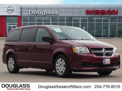 2019 Dodge Grand Caravan for sale at Douglass Automotive Group - Douglas Nissan in Waco TX