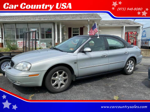 2003 Mercury Sable for sale at Car Country USA in Augusta NJ