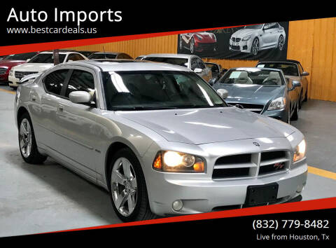 2008 Dodge Charger for sale at Auto Imports in Houston TX
