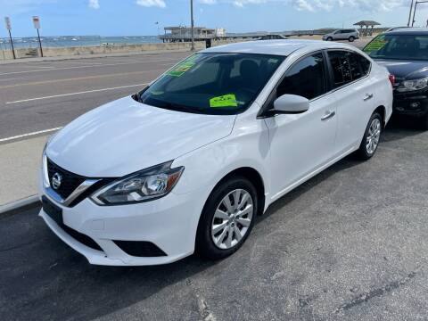 2016 Nissan Sentra for sale at Quincy Shore Automotive in Quincy MA