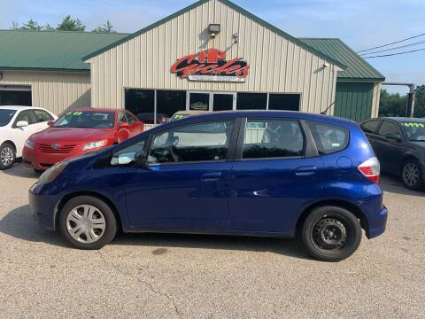 2009 Honda Fit for sale at HP AUTO SALES in Berwick ME