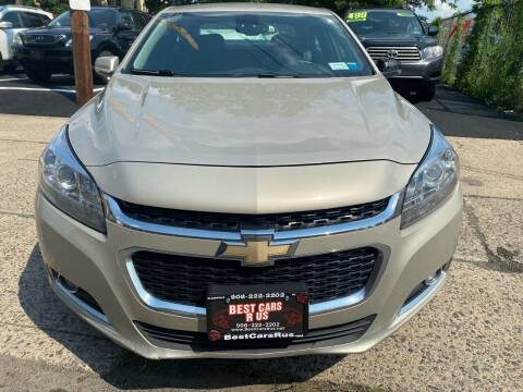 2016 Chevrolet Malibu Limited for sale at Best Cars R Us in Plainfield NJ