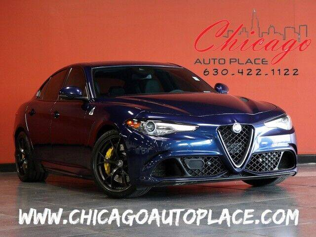 2017 Alfa Romeo Giulia Quadrifoglio for sale in Bensenville, IL