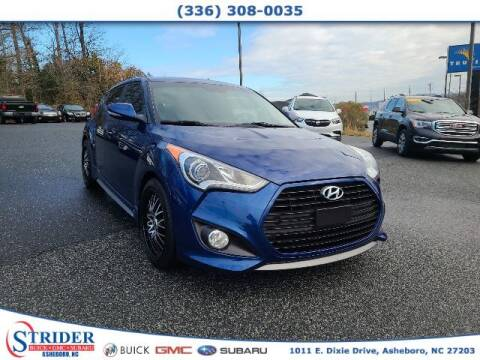 2015 Hyundai Veloster for sale at STRIDER BUICK GMC SUBARU in Asheboro NC