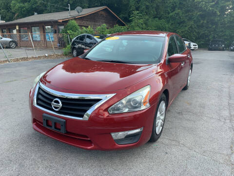 2013 Nissan Altima for sale at Limited Auto Sales Inc. in Nashville TN