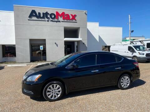 2015 Nissan Sentra for sale at AutoMax of Memphis - Alex Vivas in Memphis TN