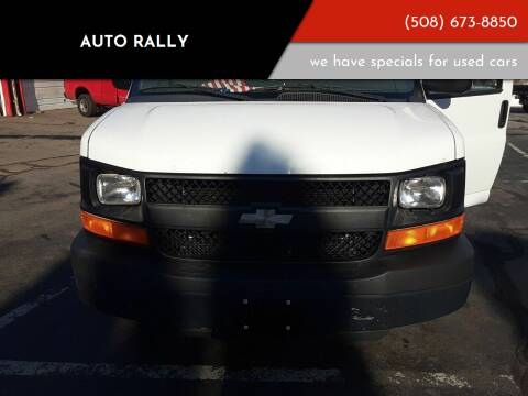 2012 Chevrolet Express Cargo for sale at Auto Rally in Fall River MA