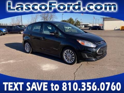 2017 Ford C-MAX Hybrid for sale at Lasco of Grand Blanc in Grand Blanc MI