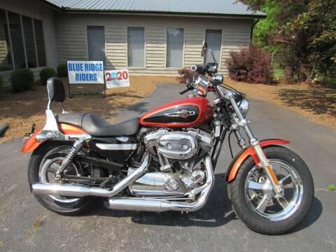 2011 Harley-Davidson Sportster 1200 for sale at Blue Ridge Riders in Granite Falls NC