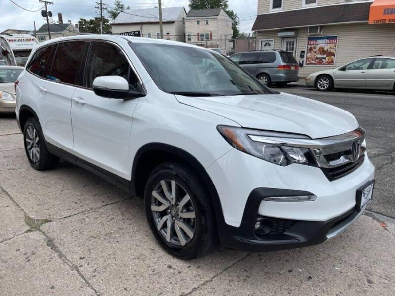 2020 Honda Pilot for sale at MFG Prestige Auto Group in Paterson NJ