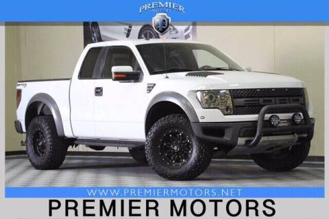 2010 Ford F-150 for sale at Premier Motors in Hayward CA