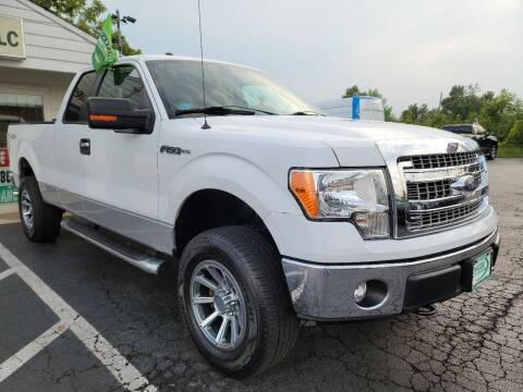 2013 Ford F-150 for sale at Shaddai Auto Sales in Whitehall OH