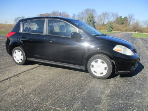 2007 Nissan Versa for sale at Crossroads Used Cars Inc. in Tremont IL