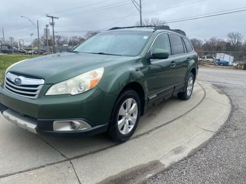 2011 Subaru Outback for sale at Xtreme Auto Mart LLC in Kansas City MO