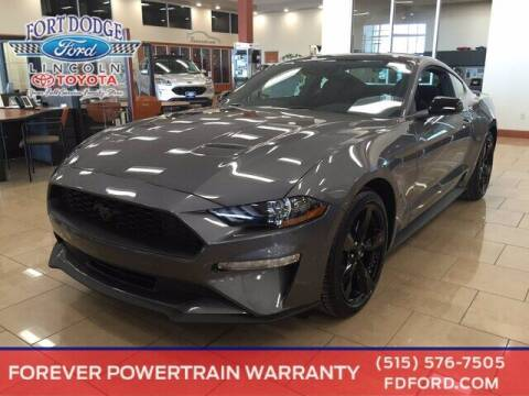 2021 Ford Mustang for sale at Fort Dodge Ford Lincoln Toyota in Fort Dodge IA