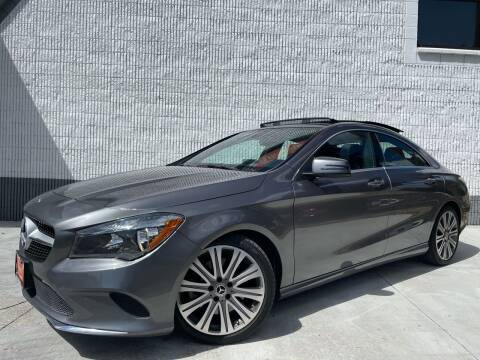 2018 Mercedes-Benz CLA for sale at ALIC MOTORS in Boise ID