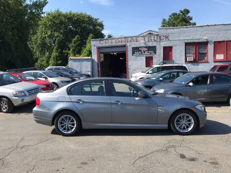 2010 BMW 3 Series for sale at Dan's Auto Sales and Repair LLC in East Hartford CT