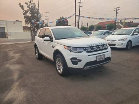 2016 Land Rover Discovery Sport for sale at Silver Star Auto in San Bernardino CA