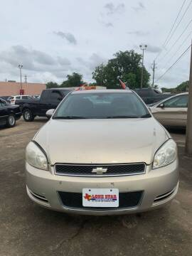 2012 Chevrolet Impala for sale at 1st Stop Auto in Houston TX