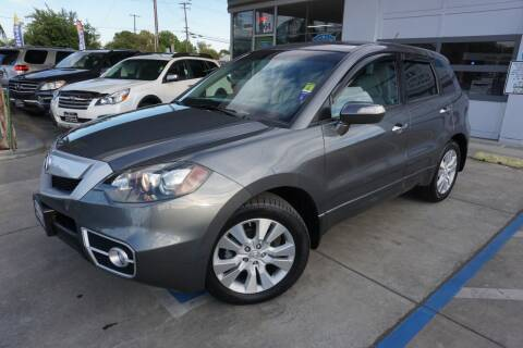 2012 Acura RDX for sale at Industry Motors in Sacramento CA