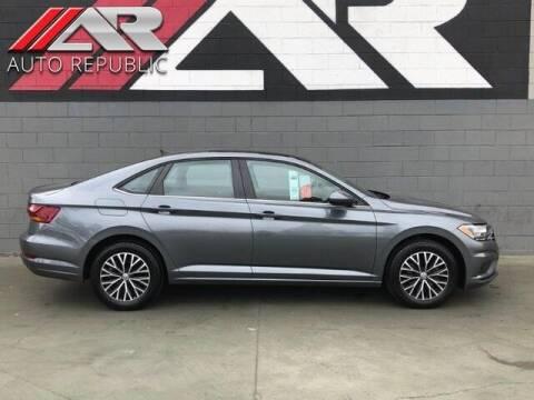 2019 Volkswagen Jetta for sale at Auto Republic Fullerton in Fullerton CA