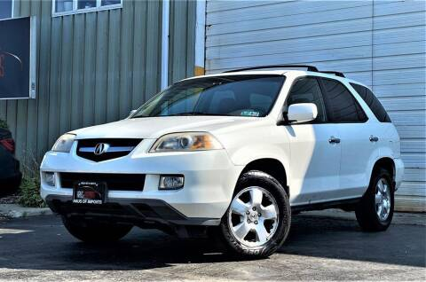 2006 Acura MDX for sale at Haus of Imports in Lemont IL