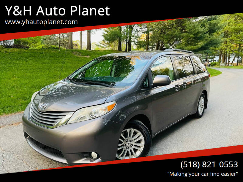 2011 Toyota Sienna for sale at Y&H Auto Planet in West Sand Lake NY