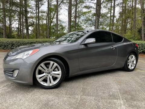2012 Hyundai Genesis Coupe for sale at Selective Imports in Woodstock GA