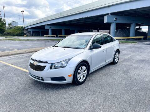 2012 Chevrolet Cruze for sale at City Auto Direct LLC in Cleveland OH
