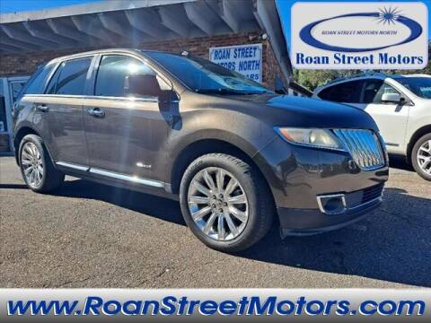 2011 Lincoln MKX for sale at PARKWAY AUTO SALES OF BRISTOL - Roan Street Motors in Johnson City TN