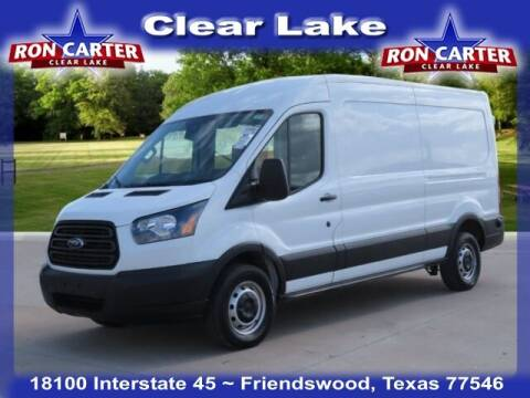 2019 Ford Transit Cargo for sale at Ron Carter  Clear Lake Used Cars in Houston TX