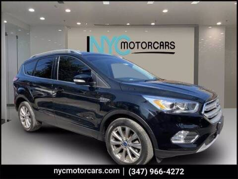 2018 Ford Escape for sale at NYC Motorcars in Freeport NY