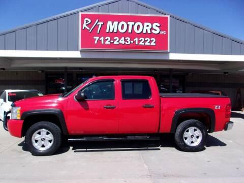 2009 Chevrolet Silverado 1500 for sale at RT Motors Inc in Atlantic IA