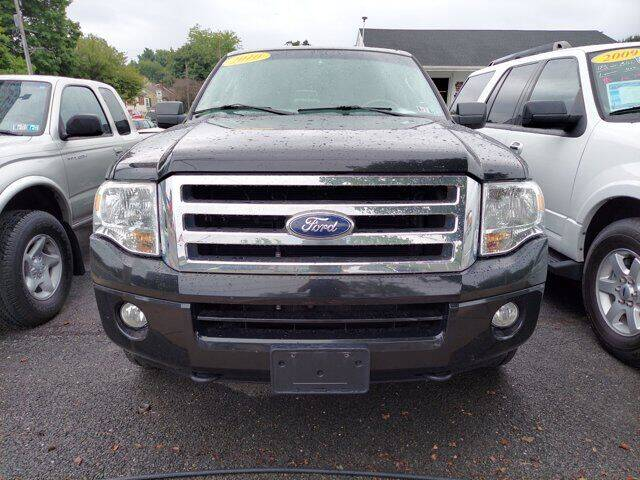 2010 Ford Expedition EL 4x4 XLT 4dr SUV - Columbia PA