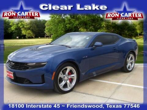 2021 Chevrolet Camaro for sale at Ron Carter  Clear Lake Used Cars in Houston TX