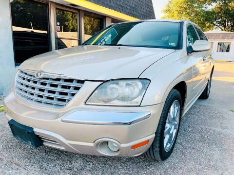 2005 Chrysler Pacifica for sale at Auto Space LLC in Norfolk VA
