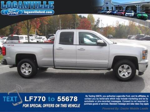 2015 Chevrolet Silverado 1500 for sale at Loganville Quick Lane and Tire Center in Loganville GA