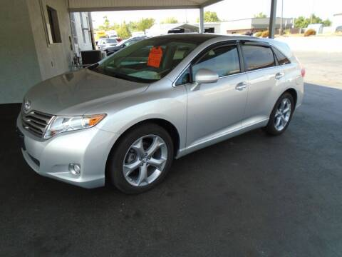 2011 Toyota Venza for sale at PIEDMONT CUSTOM CONVERSIONS USED CARS in Danville VA