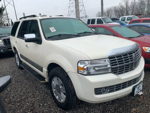 2008 Lincoln Navigator for sale at Trocci's Auto Sales in West Pittsburg PA