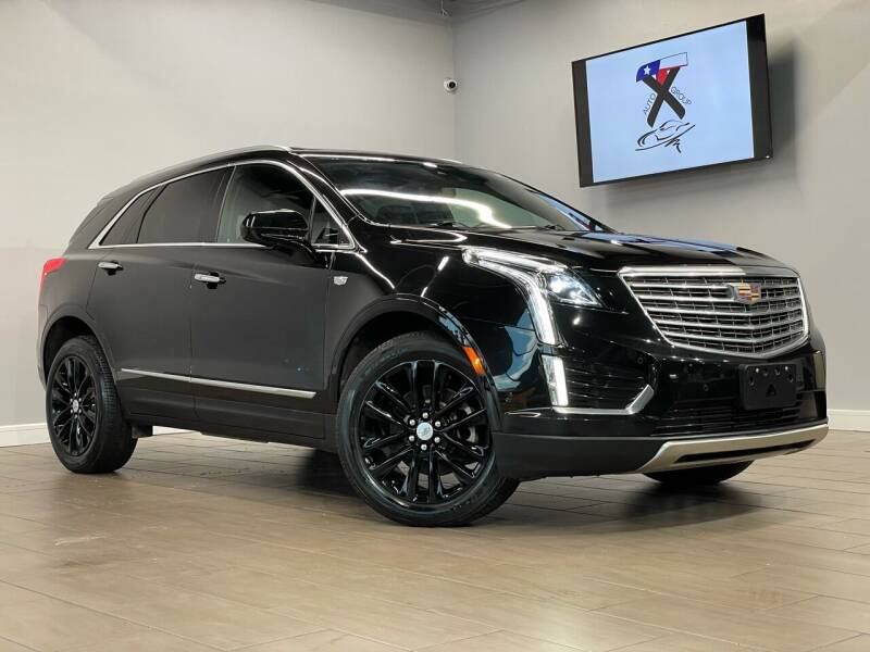 2017 Cadillac XT5 for sale at TX Auto Group in Houston TX