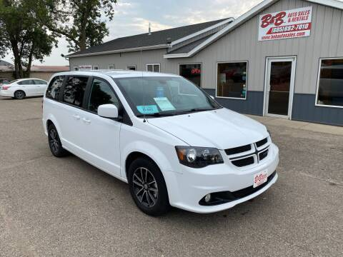 2019 Dodge Grand Caravan for sale at B & B Auto Sales in Brookings SD