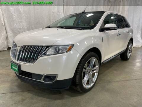 2014 Lincoln MKX for sale at Green Light Auto Sales LLC in Bethany CT