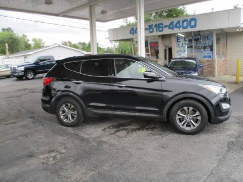 2014 Hyundai Santa Fe Sport for sale at Elite Auto Sales in Willowick OH