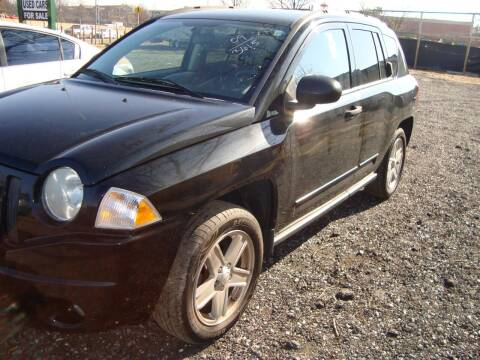 2009 Jeep Compass for sale at Branch Avenue Auto Auction in Clinton MD
