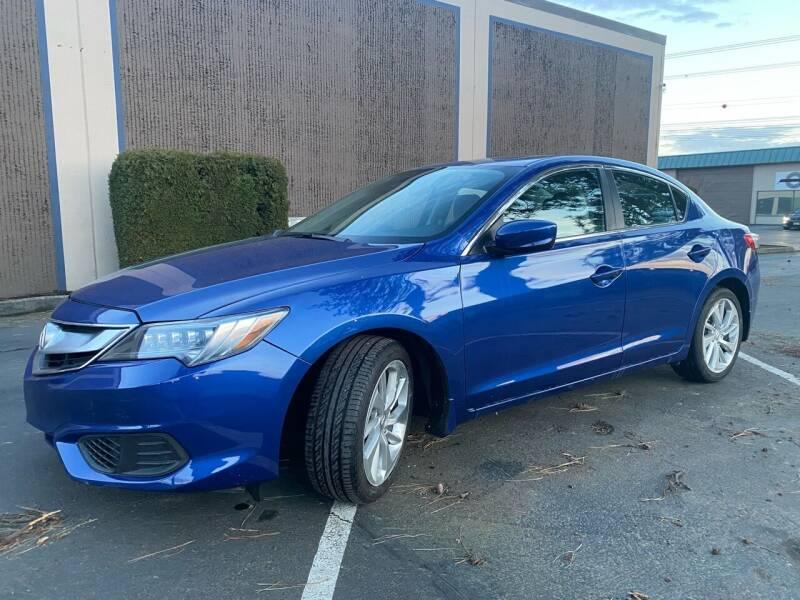 2017 Acura ILX for sale at Exelon Auto Sales in Auburn WA