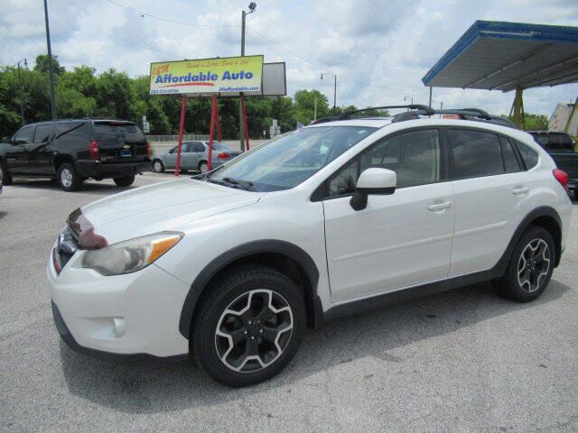 2013 Subaru XV Crosstrek for sale in Leesburg, FL